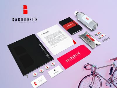 Barodeur Logo Design redesign rebrand project idenity brand identity brand designer logodesign logo