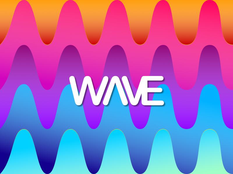 Wave web wave ui ux logo graphic design graphic digital design digital art digital art design vector icon figma ui
