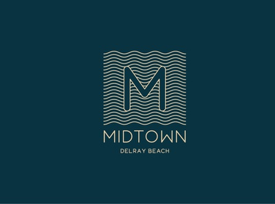 Midtown delray beach logo