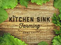 Kitchen Sink Farming
