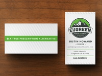 Eugreen Business Cards