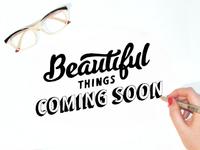 32/365 - Beautiful Things Coming Soon
