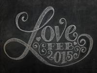 Love - February 2015