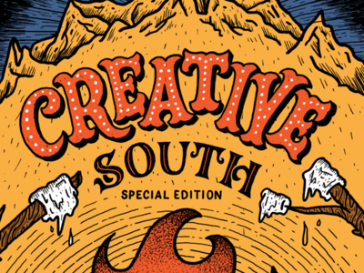 Creative South Lettering Workshop
