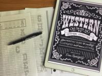 Western Lettering Adventures eBook