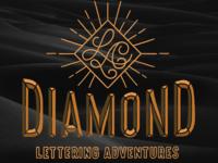 Diamond Lettering Workbook