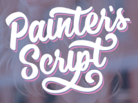 Painters Script Workbook
