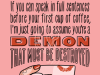 Coffee Demon