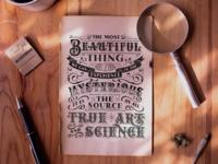 Victorian Lettering Bundle