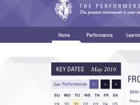 Performers Gallery