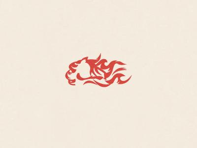 Equine horse logo