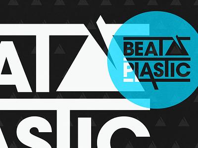 Beat Plastic Focal type flat pattern colour dark