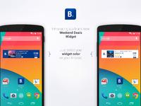 Booking widgets full