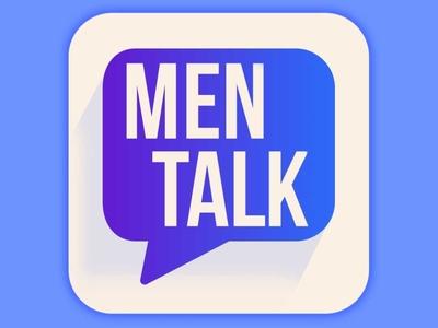 MenTalk App Icon