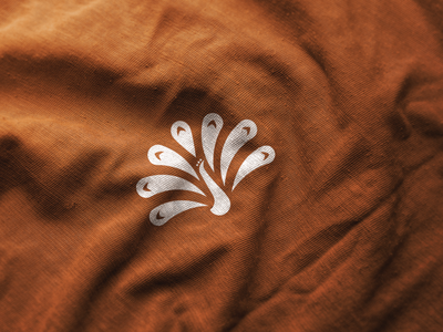 Poorvika Mobiles Brand Identity clever illustration retailer icon mark logo graphic design brand identity design animal bird logo design india peacock logo