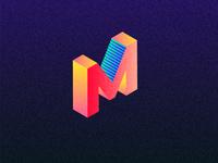 36days Of Type - M