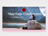 Marriagecon Web UI