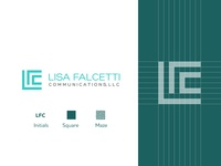 Lisa Falcetti Communications Logo