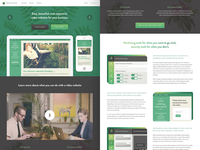 SproutVideo Video Websites Page Case Study