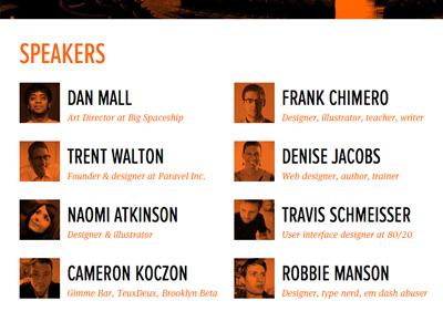 Naconf2012 speakers
