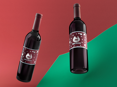 Huis Vossen - 3D visualisation joren brosens composition blender3d blender graphicdesign bottle label bottles 3d artist