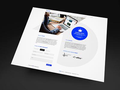 Koodi - webdesign joren brosens webdesign ui uiux construction finish blender3d blender vector ux icon web design web website website design