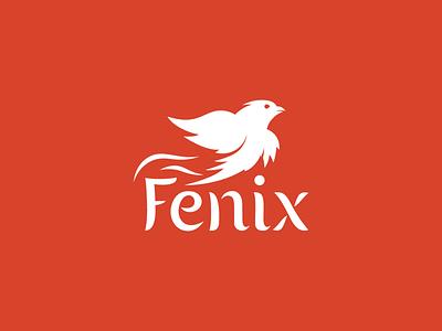 Fenix - logo graphicdesign brand identity joren brosens illustration branding logo sisha