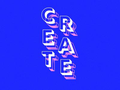 Create - Typopgrahy