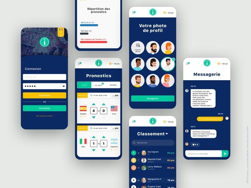 ccup.io | Concours de pronostics en entreprise | Visuel 6