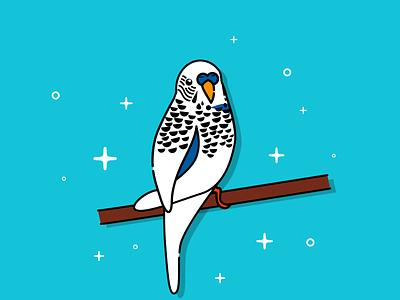 Bird flat flatillustration simple bird animal coreldraw vectorart illustrator art vector inkscape illustration drawing