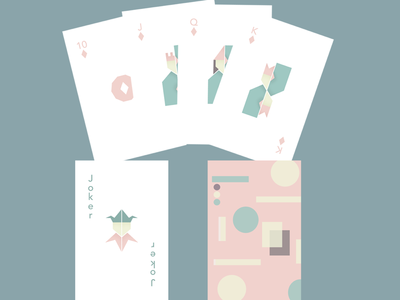 Subdued - Playing Cards