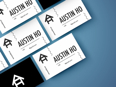 Branding exercise: logo and business cards