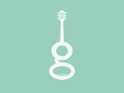 G for guitar
