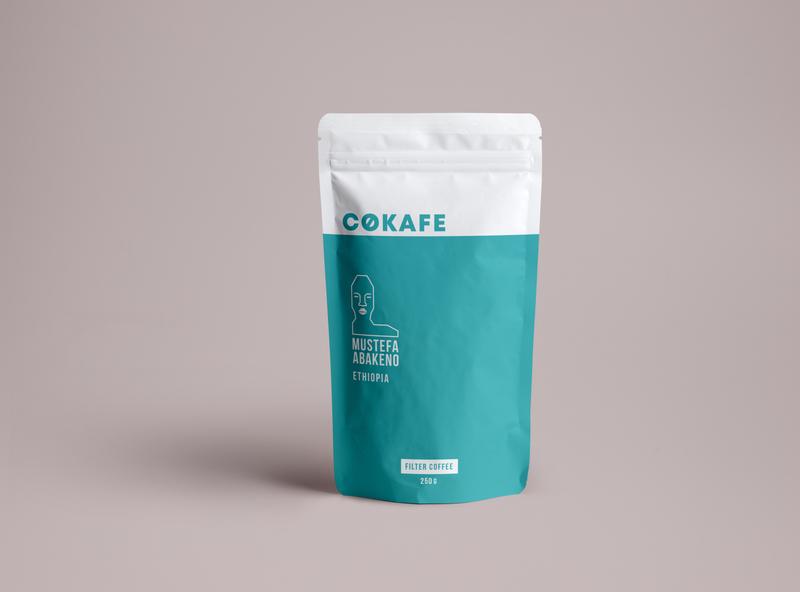 Coffee Packaging // ETHIOPIA