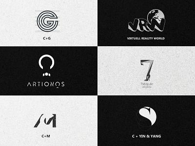 logofolio monograms monogram logo simple blackandwhite black and white black  white logoclub logo logotype logodesign logos logocollection logofolio