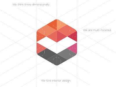 Logo Design logo construction