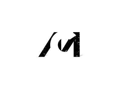 Monogram MC design logo monogram