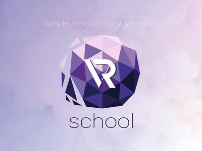 Virtual Reality School Logo