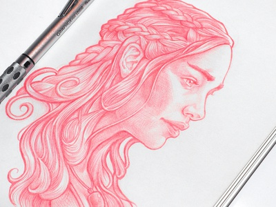 Daenerys sketch