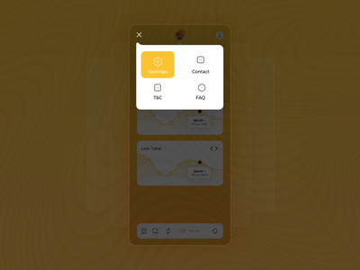 Guru UI,UX Design clean interface application web minimal fashion store concept ux ui design app shop