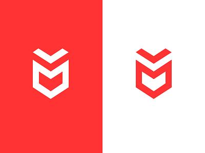 Personal Logo logo brand id isometric geometric shape