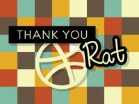 Thank You Rat!