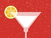 Winter Bar Tending