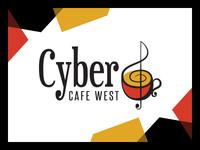 CyberCafe West Logo