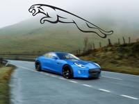 Jaguar F-Type Render