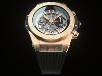 Hublot Big Bang Unico Product Render