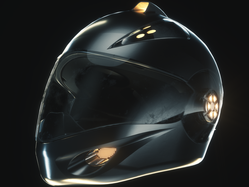 Helmet visualization visualization realism octane render octane cinema 4d c4d cinema product rendering product 3d helmet render
