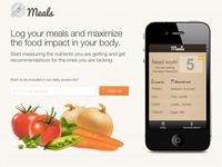 Meals App
