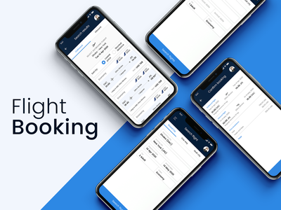 Flight booking app flight app-design ui design iphone ux ui