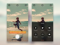Camera App Design WIP
